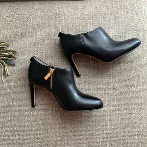 Michael Kors black bootie